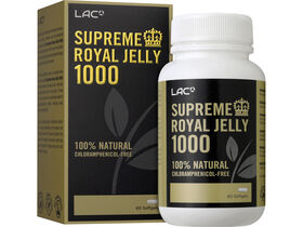 LAC Supreme Royal Jelly 1000