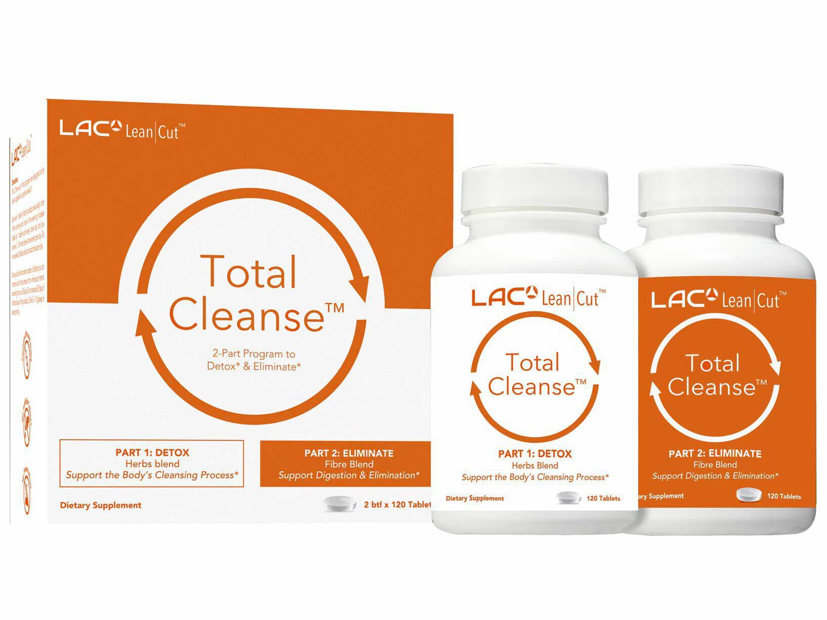 total cleanse lymph catena